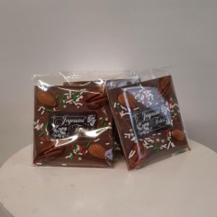 Chocolat noix et pacanes